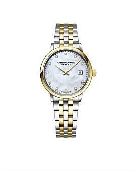 Raymond Weil Toccata Timepiece Mop Watch