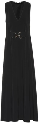 Stella McCartney Belted maxi dress