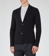 Reiss Watchman Shawl Collar Cardigan