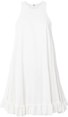 MSGM Sleeveless Swing Dress
