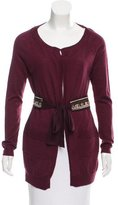 Megan Park Embroidered Wool Cardigan w/ Tags