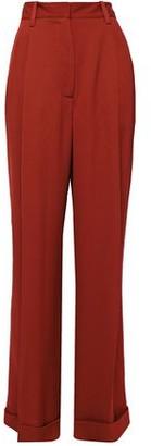 3.1 Phillip Lim Pleated Crepe Wide-leg Pants