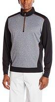 Cutter & Buck Men's Nano Drytec Median Half-Zip Sweatshirt