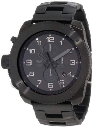 Vestal Men's RES006 Restrictor Stainless Steel Chronograph Watch