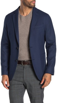 Nordstrom Rack Two Button Front Closure Long Sleeve Blazer