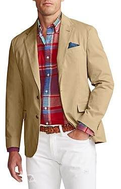Polo Ralph Lauren Polo Soft Chino Suit Jacket