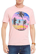 Daniel Cremieux Jeans Sunset Short-Sleeve Crewneck Graphic Tee