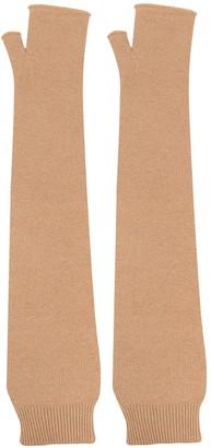 Maison Margiela Fingerless Elbow-Length Gloves