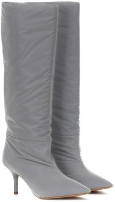 Yeezy Reflective knee-high boots (SEASON 8)
