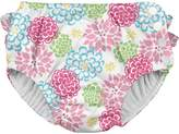 I Play I-Play Baby-Girls Infant Ultimate Ruffle Swim Diaper