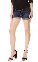 Paige Women's Jimmy Jimmy Maternity Denim Shorts