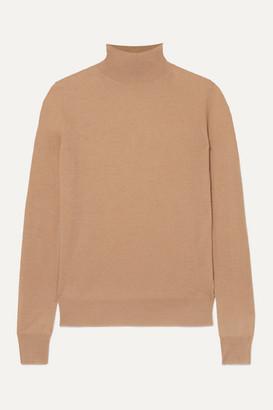 Joseph Cashmere Turtleneck Sweater - Camel