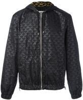 Givenchy Egyptian eye pattern jacket - men - Polyamide - XS