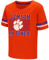 Colosseum Clemson Tigers Qualifier T-Shirt, Toddler Boys