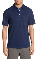 Faherty Men's Regular Fit Polo