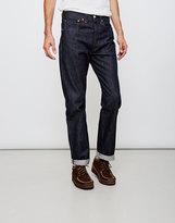 Levi's 1947 501 Jeans Rigid Blue