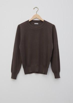 Margaret Howell Cotton Cashmere Silk Pique Sweater