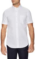 Timo Weiland Short Sleeve Striped Sportshirt