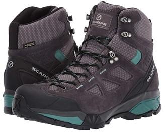 Scarpa ZG Lite GTX (Dark Grey/Lagoon) Women's Shoes