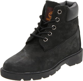 Timberland Unisex Kids 6-Inch Classic Boots