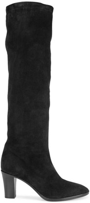 Vince Casper Knee-High Suede Boots