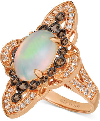LeVian Le Vian Multi-Gemstone Ring (4-1/2 ct. t.w.) in 14k Rose Gold