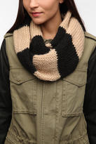 Urban Outfitters Cooperative Striped Snood Scarf