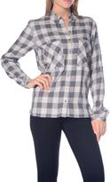 Tom Tailor Women's Fluent Check Blouse