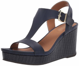 Kenneth Cole Reaction Women's Card Wedge Sandals