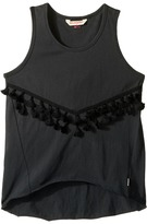 Munster Tassel Tank Top Girl's Sleeveless
