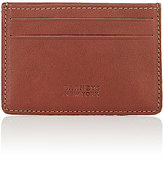 Barneys New York MEN'S CARD CASE-BROWN