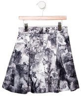 Imoga Girls' Printed Skirt w/ Tags