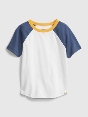 Gap Toddler Organic Mix and Match Colorblock T-Shirt