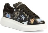 Alexander McQueen 'Night Obsession' Lace-Up Sneaker (Women)