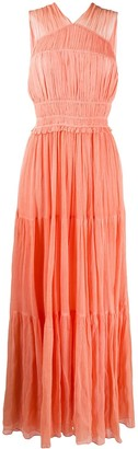 Ulla Johnson Freesia empire-line maxi dress