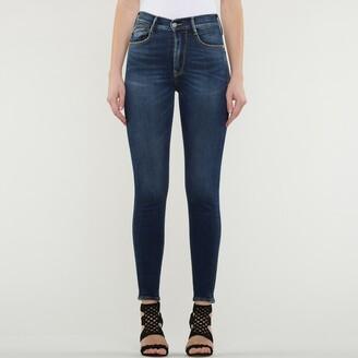Le Temps Des Cerises High Waist Skinny Jeans