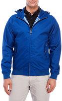Ben Sherman Hooded Zip-Up Jacket