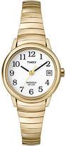 Timex Women's | Gold-Tone Case Round Case & Indiglo | Vintage Style Watch T2H351