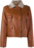 Liska - Vinzenza jacket - women - Lamb Skin/Lamb Fur - One Size