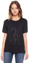 Juicy Couture Juicy New Black Fashion Graphic Tee