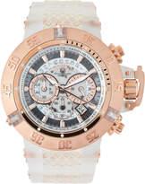 Invicta 24362 Rose Gold-Tone & White Subaqua Watch