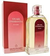 Molinard 1849 Un Air D'habanita Eau de Toilette Spray, 3.3 Ounce