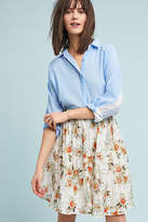 d.RA Beachy Floral Skirt