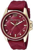 Juicy Couture Women's 1901315 Malibu Red Watch