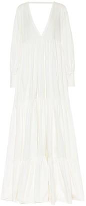 Kalita Circe cotton maxi dress
