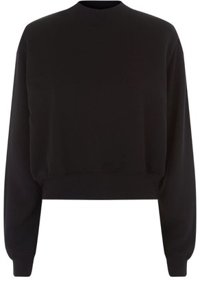 Cotton Citizen Cropped Sweatshirt