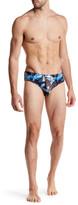 Parke & Ronen Meridian Print Bikini