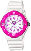 Casio Collection – Women's Analogue Watch with Resin Strap – LRW-200H-4BVEF