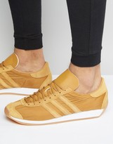 Adidas Originals Country Og Trainers In Brown S32109