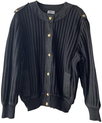 Celine Black Cotton Jackets